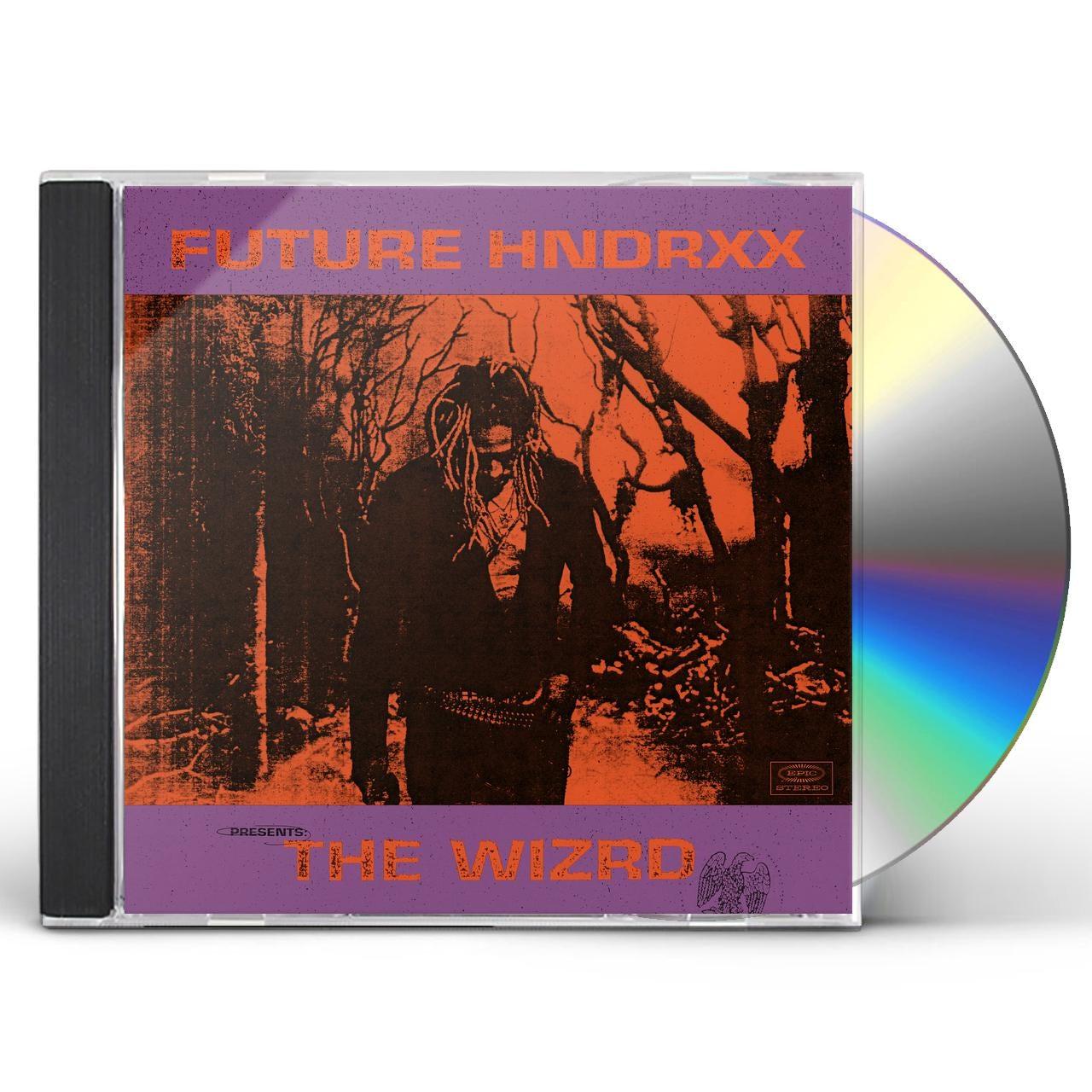 Future HNDRXX PRESENTS: THE WIZRD CD