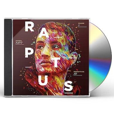 RAPTUS 3 CD
