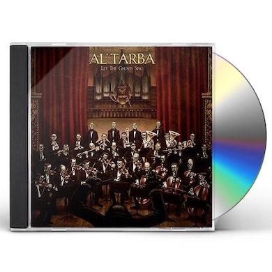 AL'TARBA LET THE GHOSTS SING CD
