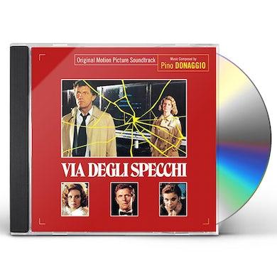 Pino Donaggio VIA DEGLI SPECCHI / Original Soundtrack CD