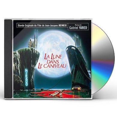 Gabriel Yared MOON IN THE GUTTER / Original Soundtrack CD