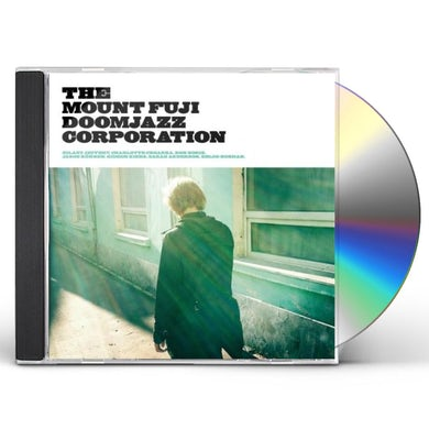 Mount Fuji Doomjazz Corporation EGOR CD