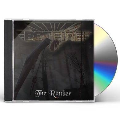 Bonfire RAUBER CD