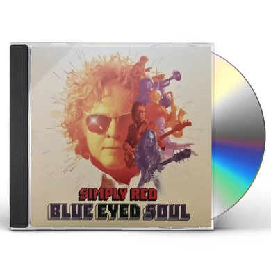 Simply Red BLUE EYED SOUL CD