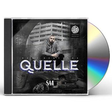 Sa4 NEUE DEUTSCHE QUELLE CD
