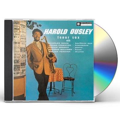 Harold Ousley TENOR SAX CD