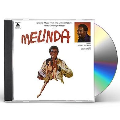 Jerry Butler MELINDA / Original Soundtrack CD