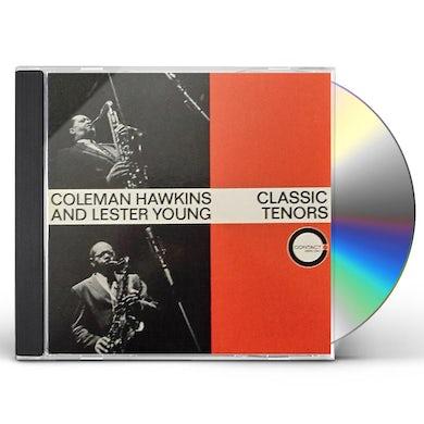 Coleman Hawkins CLASSIC TENORS CD