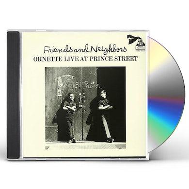 Ornette Coleman FRIENDS & NEIGBOURS CD