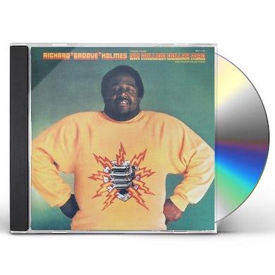 Richard Groove Holmes 6 MILLION DOLLAR MAN CD