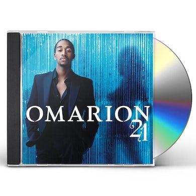 Omarion 21 CD