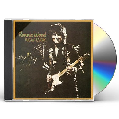 Ronnie Wood NOW LOOK CD