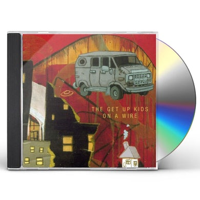 The Get Up Kids ON A WIRE CD