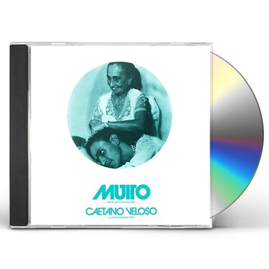 Caetano Veloso MUITO CD