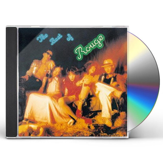 BEST OF ROUGE CD