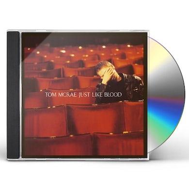 Tom McRae JUST LIKE BLOOD CD