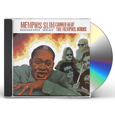 Canned Heat MEMPHIS HEAT: LIMITED EDITION CD