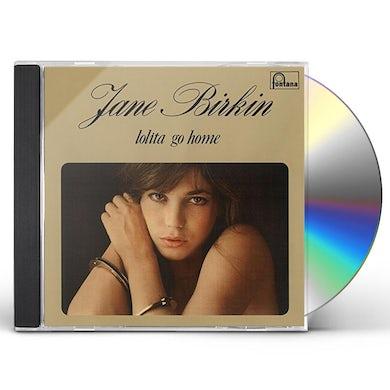 Jane Birkin LOLITA GO HOME CD
