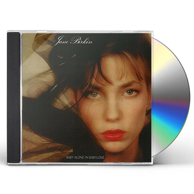 Jane Birkin BABY ALONE IN BABYLONE CD