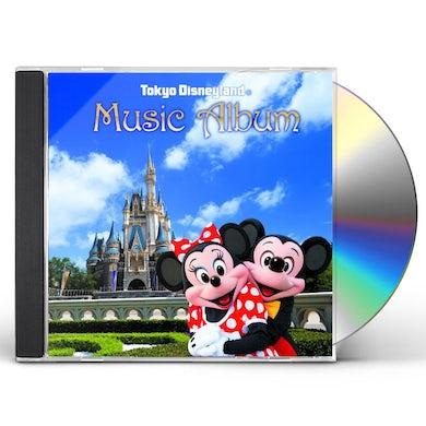 Tokyo Disneyland ATTRACTION MUSIC ALBUM CD