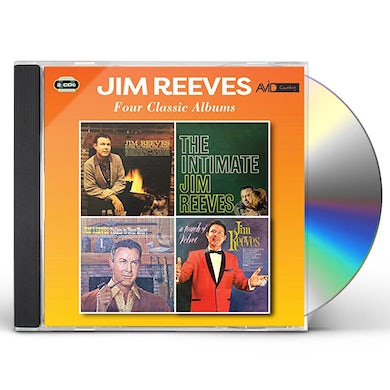 Jim Reeves SONGS TO WARM THE HEART CD