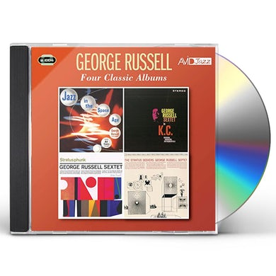 George Russell JAZZ IN THE SPACE AGE CD