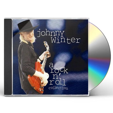 Johnny Winter ROCK N ROLL COLLECTION CD