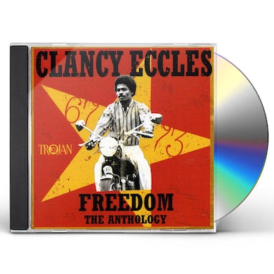 Clancy Eccles FREEDOM: ANTHOLOGY 1967-1973 CD