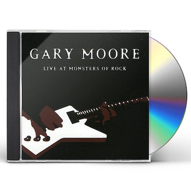 Gary Moore LIVE AT MONSTERS OF ROCK CD