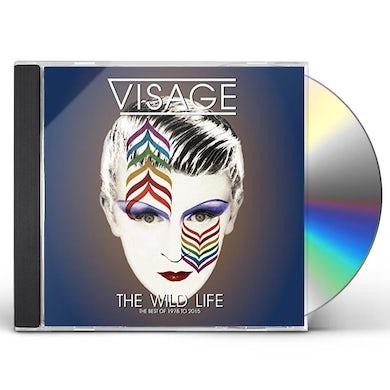 Visage WILD LIFE: BEST OF 1978-2015 CD