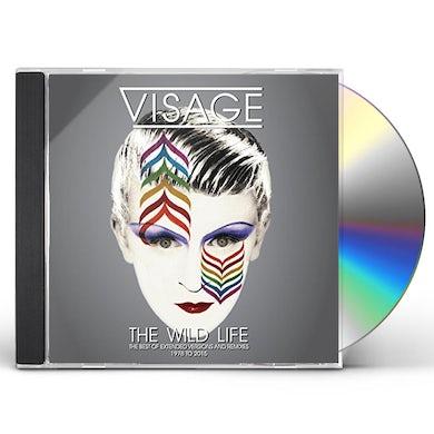 Visage WILD LIFE: BEST OF EXTENDED VERSIONS & REMIXES CD