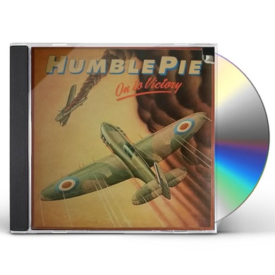 Humble Pie ON TO VICTORY CD