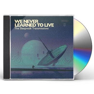 SLEEPWALK TRANSMISSIONS CD