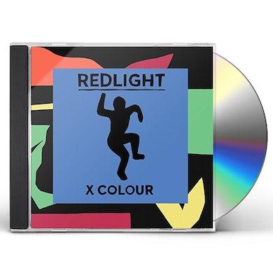 Redlight X COLOUR CD