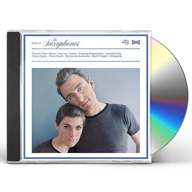 SONGS OF THE SAXOPHONES CD