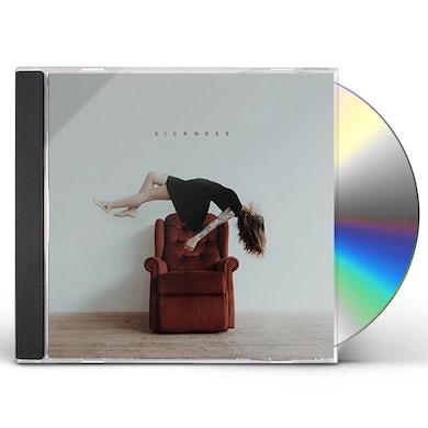 Create To Inspire SICKNESS CD