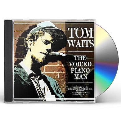 Tom Waits VOICED PIANO MAN LIVE RADIO BROADCAST 1977 CD