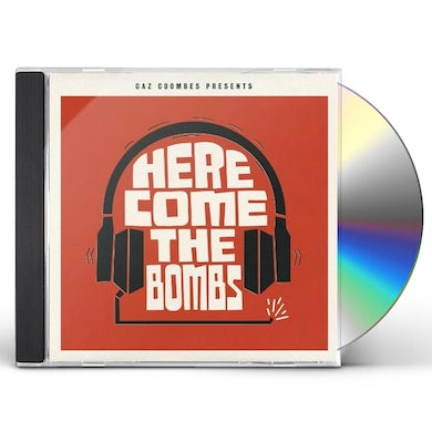 Gaz Coombes HERE COMES THE BOMBS CD