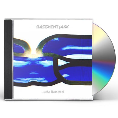 Basement Jaxx JUNTO REMIXED CD