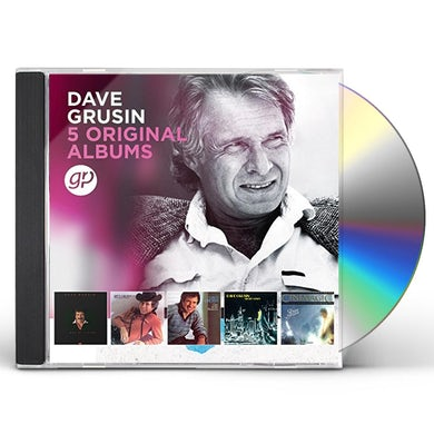 Dave Grusin 5 ORIGINAL ALBUMS CD