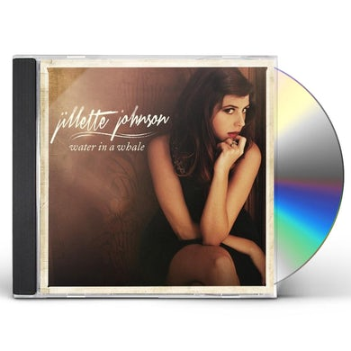 Jillette Johnson WATER IN A WHALE CD