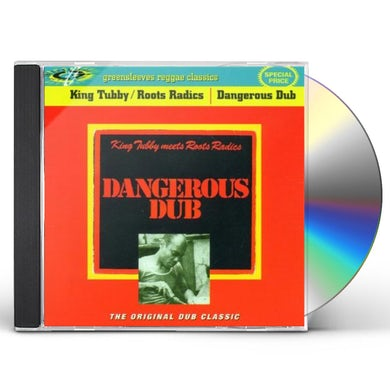 King Tubby DANGEROUS DUB CD