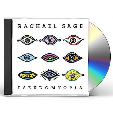 Rachael Sage PSEUDOMYOPIA CD