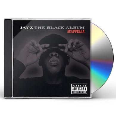 Jay Z BLACK ALBUM: ACAPPELLA CD