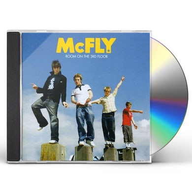 McFly ROOM ON THE THIRD FLOOR CD