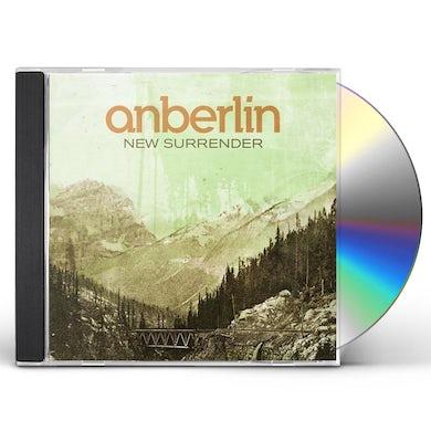 Anberlin NEW SURRENDER CD