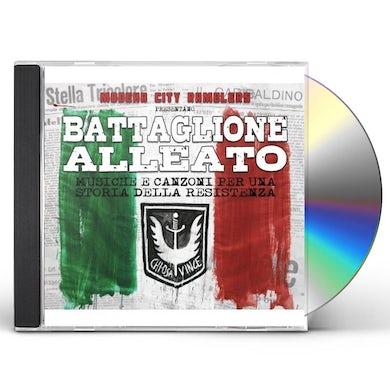 Modena City Ramblers BATTAGLIONE ALLEATO CD