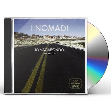 Nomadi IO VAGABONDO BEST OF CD