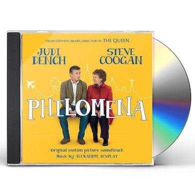 Alexandre Desplat PHILOMENA (SCORE) / Original Soundtrack CD