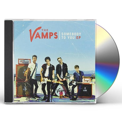 The Vamps SOMEBODY TO YOU CD